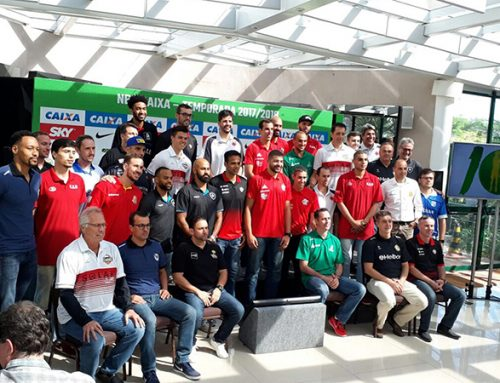 Evento de Lançamento da temporada 2017-2018 do NBB